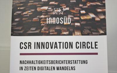 CSR Innovation Circle: Neues Netzwerk ermöglicht Unternehmen Austausch zu Corporate Social Responsibility-Reporting – Kick-off-Veranstaltung am 24. Oktober