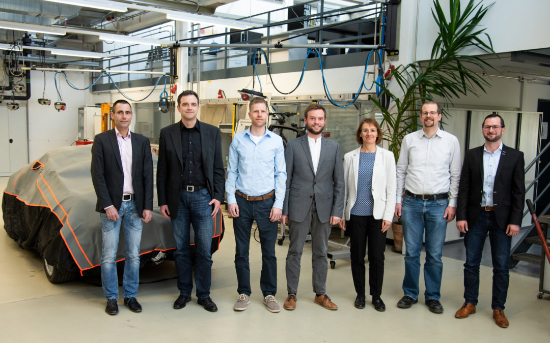 InnoSÜD startet Kooperation mit AIP: Gemeinsame Forschung und Entwicklung für effiziente und emissionsarme Antriebe
