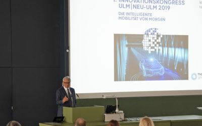 Innovationskongress Ulm/Neu-Ulm mit 300 Besucher*innen erfolgreich gestartet