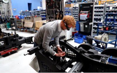 Augmented Reality in der Montage: InnoSÜD-Innovationszirkel entwickelt und testet neue Anwendung