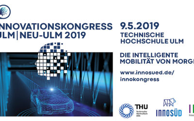 Mobil in die Zukunft: 1. Innovationskongress am 9. Mai 2019