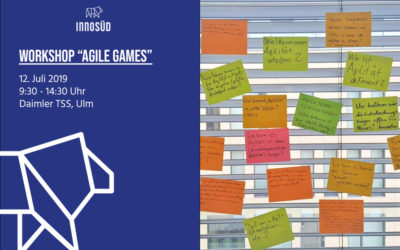 "Workshop ""Agile Games"", 12. Juli 2019"