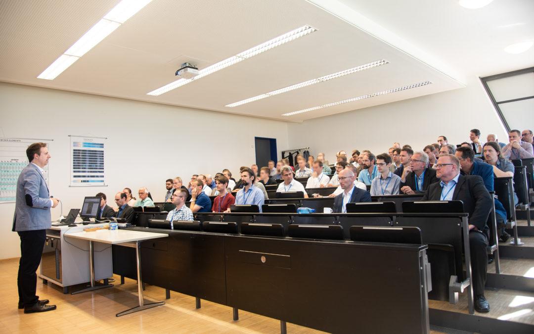 Expert*innen-Treffen zu Prozessortechnologien für das autonome Fahren an der THU