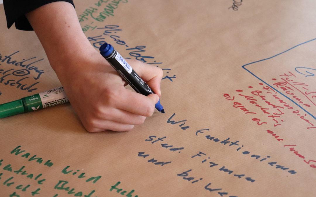 10. März 2020: Zweiter Neuland-Stammtisch zum Thema Future Work