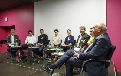 InnoSÜD-Blickpunkte: Reger Austausch zum Thema Nachhaltigkeit