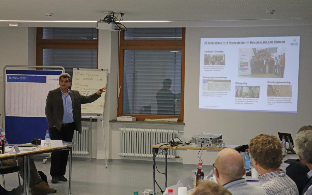 Netzwerk Energieeffizienz Ravensburg: Treffen an der Hochschule Biberach mit Austausch und Impulsen aus der Forschung