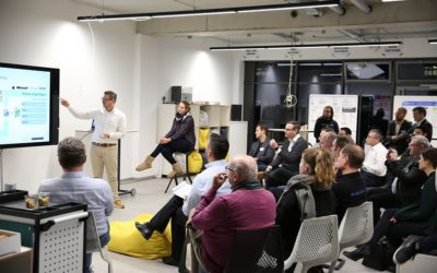 Rückblick: 2. IDT Open Lab am 4.12.2019 – Austausch zum Thema Smart Services