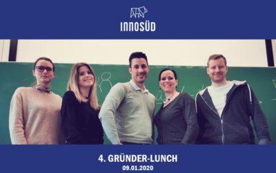 Rückblick: 4. Gründer*innen-Lunch an der Uni Ulm