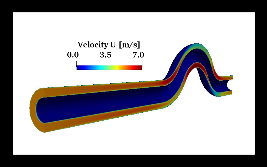 Tutorial 1 – Ringspaltströmung – simpleFoam