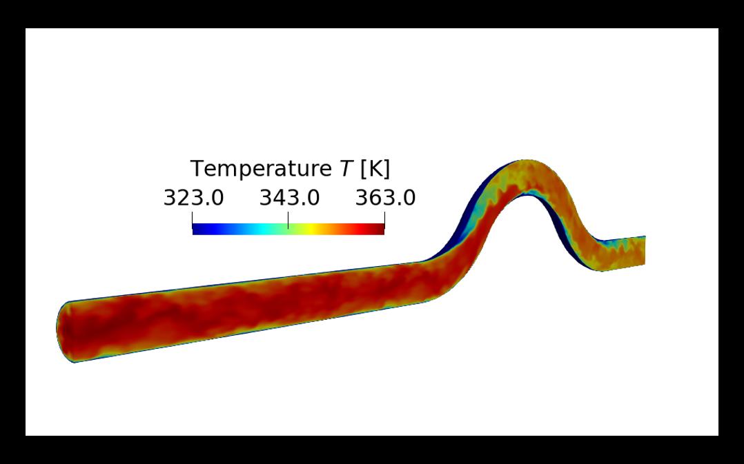 Tutorial 2 – Rohrströmung – buoyantPimpleFoam