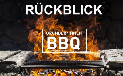 Rückblick: Gründer*innen-BBQ #3 von Gründerinitiative Biberach, IHK Ulm und InnoSÜD