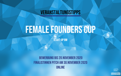 Event-Tipp: FEMALE FOUNDERS CUP