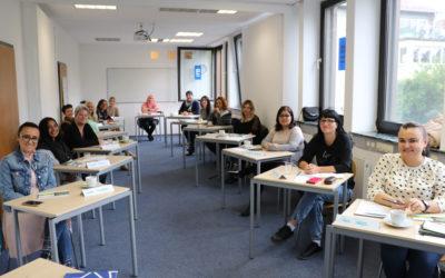 Gründungsmentoring für Frauen: Erster Workshopzyklus endet – mit coronabedingten Schwierigkeiten, aber hoher Motivation