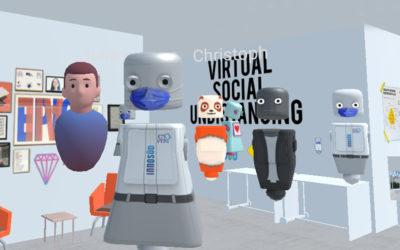 5. Dezember 2020: Jugend hackt Lab zu Besuch im Innovation Space – Virtuelle Exkursion für Jugendliche ab 12 Jahren
