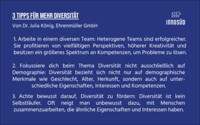 """Rückblick: 8. Gründer*innen-Lunch zum Thema """"Diversität – Wie können Start-ups von Vielfalt profitieren?"""""""