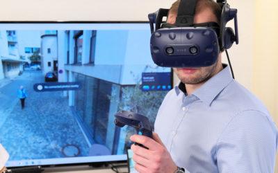 Blitzlichter XR: Neue Veranstaltungsreihe zu Virtual, Augmented und Mixed Reality | 10. März 2021
