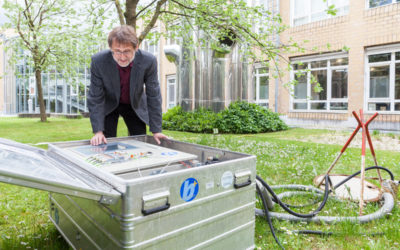 """Video-Seminar: """"Tools zur Auslegung von Oberflächennaher Geothermie"""""""