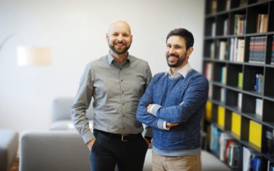 """Uni Ulm-Alumnus gewinnt mit """"phinc GmbH"""" Jurypreis der Gründermotor-Meisterklasse #4: """"Die Meisterklasse hat uns investmentready gemacht!"""""""