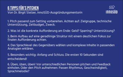 "Rückblick: 10. Gründer*innen-Lunch mit Live Coaching zum Thema ""Tell your Story!"""