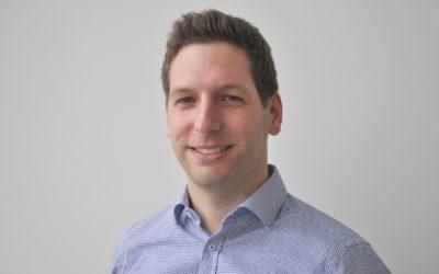 InnoSÜD-Wissenschaftler im Porträt: Fabian Neth bringt mit nichtkommerzieller Software Wissen aus den Hochschulen in die industrielle Praxis