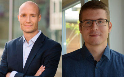 InnoSÜD-Wissenschaftler im Porträt: Patrick Rippl und Pirmin Schöder bringen Autos mit Radarsensorik das Sehen bei