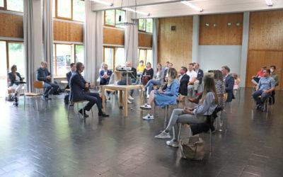 Abschlussevent des proTHU-Mentorings | Rückblick auf ein erfolgreiches Mentoring-Semester trotz Einschränkungen